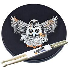 "Meinl MPP-12-JB Practice Pad 12"" Jawbreaker + Drumsticks"