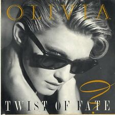 Olivia Newton John, Twist Of Fate, NEW/MINT US promo jukebox 7 inch vinyl single