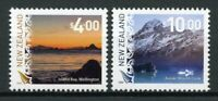 New Zealand NZ Landscapes Stamps 2020 MNH Scenic Definitives Mountains 2v Set