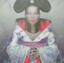 BJORK - Homogenic (CD) . FREE UK P+P ...........................................