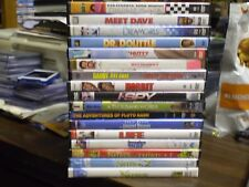 (17) Eddie Murphy Comedy DVD Lot: (2) Nutty Professor  Norbit  I-Spy  (3) Shrek