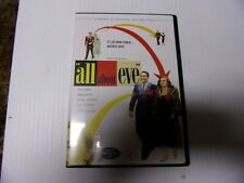 All About Eve (Dvd, 2 Disc, 1950) Bette Davis Great Shape