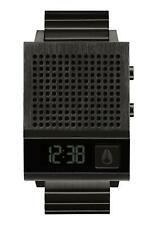 NIXON Dork Too All Black - Armbanduhr