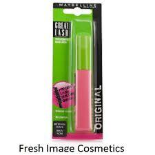 Maybelline Great Lash mascara Brownish/Black NEW CARDED full size 12.5ml