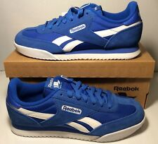 ff50e05b1a5c82 Reebok Mens Royal Rayen Trainers Buff Blue White Uk size 4.5