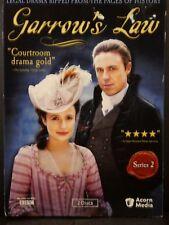 Garrow's Law, series 2 (DVD, 2- Disc Set, Region 1 - US) h3