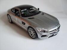 Mercedes-Benz AMG GT argent, Maisto Auto Modèle 1:24
