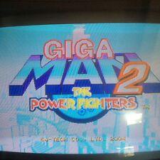 Pcb jamma GIGA MAN 2 arcade