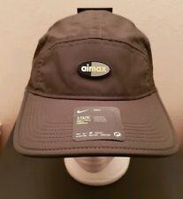 Mens Nike Air Max Five 5 Panel Green Running Cap Hat 916350 355 OS 1 95 90