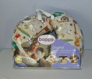 Boppy Original Feeding And Infant Support Pillow 0-12m Tummy Time Sitting