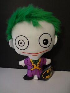 Six Flags JOKER Plush Toy DC Comics Justice League New with tag