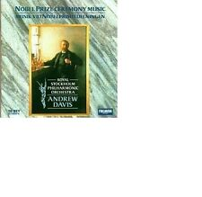 Nobel Prize ceremony Music Andrew Davis and Royal Stockholm Philharmonic orchestrato