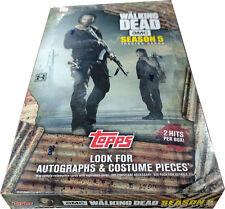 Walking Dead Season 5 Factory Sealed Trading Card Hobby Box