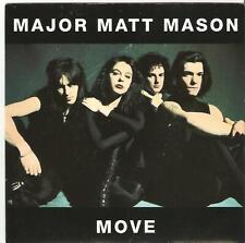 "Major Matt Mason – Move (1989 MINT vinyl 7"" Single) Sally Boyden"