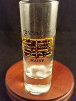 Collectible Barware Shooter Shot Glass State of Maine Trapped In