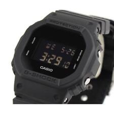 CASIO G-SHOCK, DW5600BBN-1 DW-5600BBN-1, DIGITAL, ALL BLACK BASIC, NYLON BAND