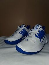 Nike Kyrie Irving Low 2 TB #22 White blue Basketball shoes Men size 6 CN9827-112