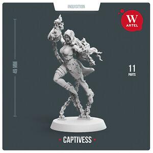 The Captivess by Artel W