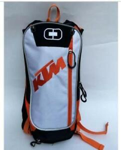 Motorcycle Motocross Racing Backpack Enduro Travel Bag With Water Bag For KTM