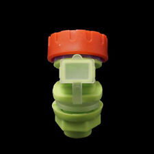 Water Faucet Tap Knob Type Plastic Outdoor Water Tap Replacement With Dust Co~JP