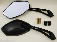 Suzuki GSF600 GSF1200 Bandit Quality Motorcycle Mirrors Pair 10mm Streetfighter