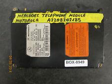 MERCEDES TELEPHONE MODULE MOTOROLA #A2208202185 *See item description*