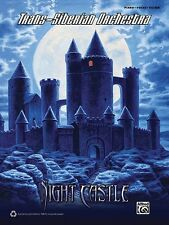 Trans-Siberian Orchestra Night Castle Sheet Music Piano Vocal Guitar S 000322452