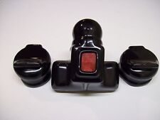 Towbar Standard 50mm  Towball cover with reflector and Twin Socket Cover Kit