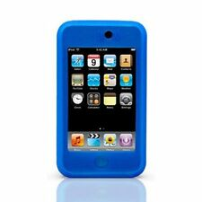 Topskin peau en silicone pour iPod Touch 2G-Bleu