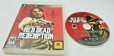 SONY PLAYSTATION 3 PS3 RED DEAD REDEMPTION