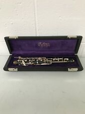 F. Loree English Horn Oboe 48 Made in Paris Upper Section