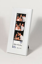 Photo Booth Frames for Photo Booth Strips, 2x6, premium frame with glass