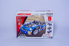 MECCANO MAKER SYSTEM RACE CARS MAKES 5 MODELS UNOPENED