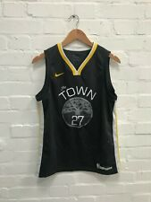 Golden State Warriors Nike Boys NBA Basketball Jersey - Age 14-16 Good Condition