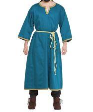best Halloween gift Medieval Tunic Trim Norseman Viking Elven Larp Costume Garb