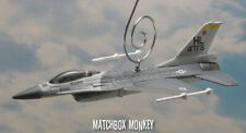 F-16 Falcon USAF 388th Fighter Wing Christmas Ornament Jet Aircraft Top Gun F16