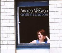 Andrea McEwan-Candle in a Chatroom CD Single  Excellent