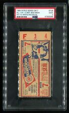 PSA Ticket Baseball New York Yankees 1964 World Series GM 7 Mickey Mantle HR