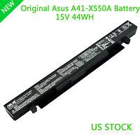 Orignal Battery A41-X550A for Asus X550 X550B X550C X550CA X550CC X550V X550VC