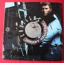 Johnny Hallyday, Cadillac, LP - 33 Tours
