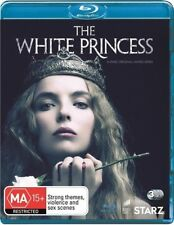 The White Princess (Blu-ray, 2017, 3-Disc Set)