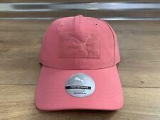 Puma Womens Utility Patch Golf Hat Rapture Rose Pink Adjustable ( 022539 05 )