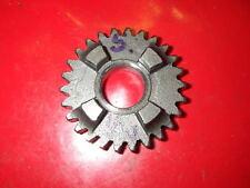 5. Gang Zahnrad GETRIEBE Vorgelegewelle Welle gear shift YAMAHA DT80 LC2