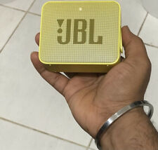 JBL GO2 Waterproof Ultra Portable Bluetooth Speaker - Yellow