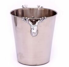 Large Stainless Steel Deer Style Wine Bottle Cooler