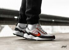 Nike Air Zoom Spiridon '16 White Team Orange Black Uk Size 9.5 926955-106