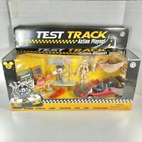 Disney Epcot Test Track Premium Action Figure Play Set