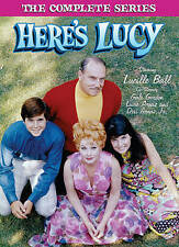 Here's Lucy: The Complete Series, Good DVD, Desi Arnaz Jr.,Lucie Arnaz,Gale Gord