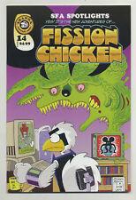 SFA Spotlight #14 (2002, Shanda Fantasy Arts) Fission Chicken J.P. Morgan w
