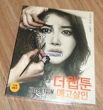 KILLER TOON / Lee Si Young / Uhm Gi Jun / KOREA L.E DIGIPAK BLU-RAY NEW